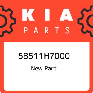 58511H7000-Kia-58511h7000-58511H7000-New-Genuine-OEM-Part