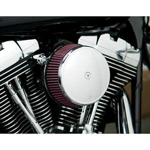 Arlen Ness Big Sucker Cover Chrom für Stage I Sucker für Harley