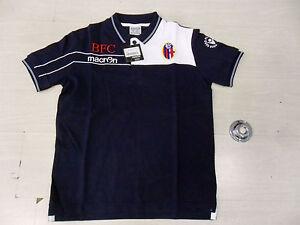 0923 Bologna PÔle Taille L Saison 2012-2013 Offiziell Coton Haut Jersey Piquet