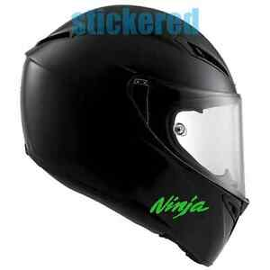 2-x-NINJA-MOTORBIKE-BIKE-MOTORCYCLE-CRASH-HELMET-VINYL-STICKERS-DECALS-KAWASAKI