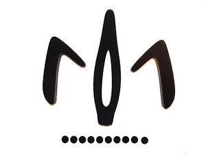 Aftermarket Replacement Foam Pads Cushions Liner fits Bell Volt Helmet