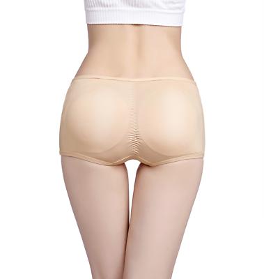 Donna Sexy Butt Hip Push Me Up Enhancer Shaper Panty Imbottito Vita Alta Biancheria Intima-mostra Il Titolo Originale