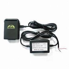 LOCALIZZATORE SATELLITARE ANTIFURTO GPS GSM TRACKER CAVO ALIMENTAZIONE AUTO SC0
