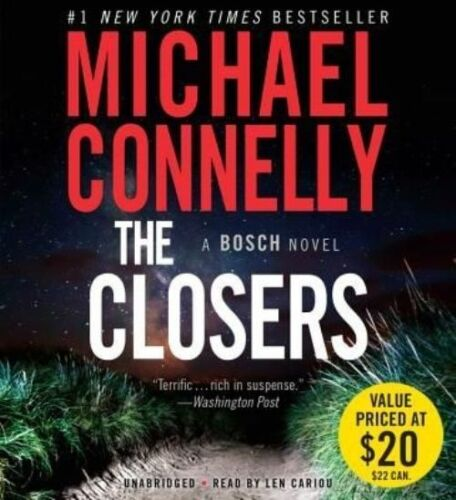 1 of 1 - The Closers (A Harry Bosch Novel)-ExLibrary