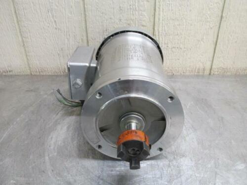 Franklin Hydroduty 1311017123 Stainless Steel Washdown Duty Electric Motor 1 HP