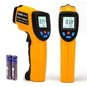 Laser-Infrared-Thermometer-Peralng-58a-716a-Non-Contact-Digital-Lcd-Display