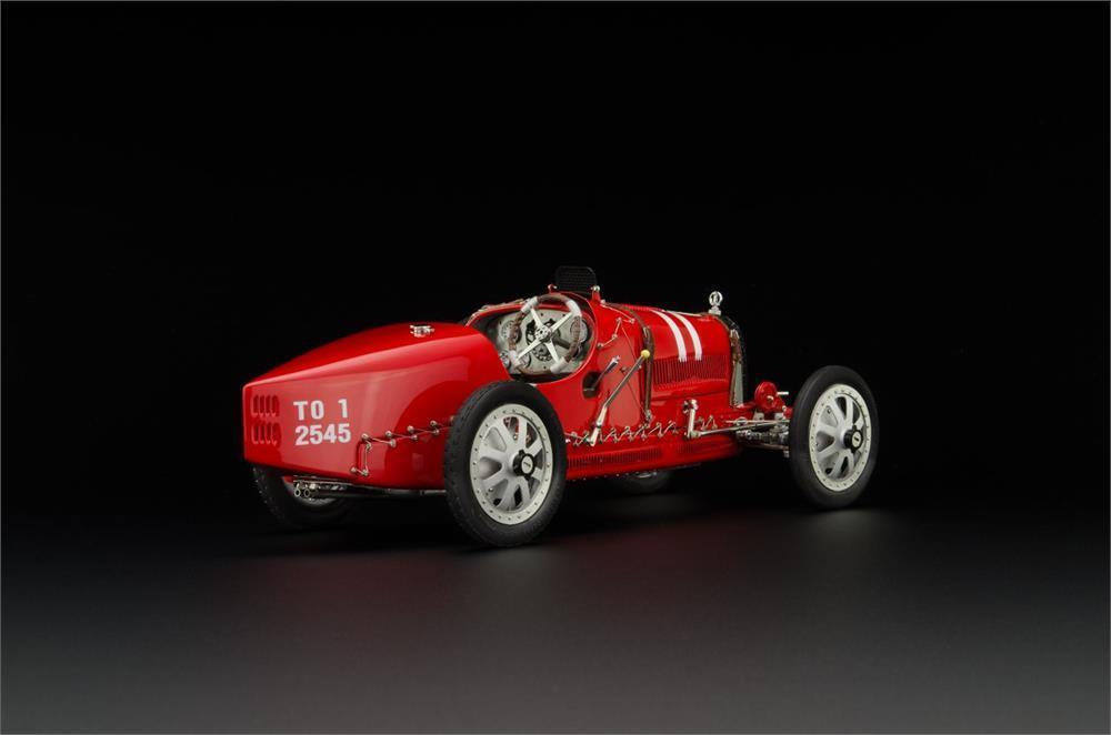 diseño simple y generoso 1924 Bugatti T35 Coche Modelo Diecast Italia Italia Italia por CMC en escala 1 18  alto descuento
