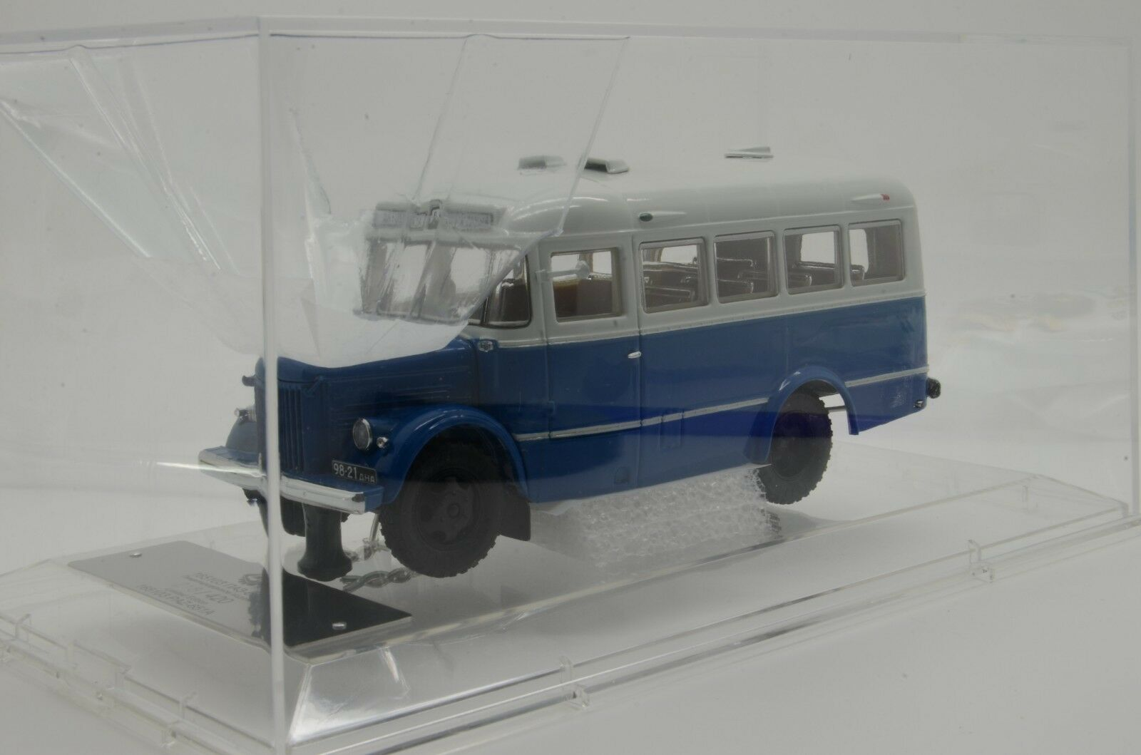 RARE    Paz 651A Russian Bus Limited DIP MODELS 165103 1 43 USSR