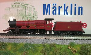(MB) Märklin From 29551 Harry Potter Hogwards Express Lok New Top Condition