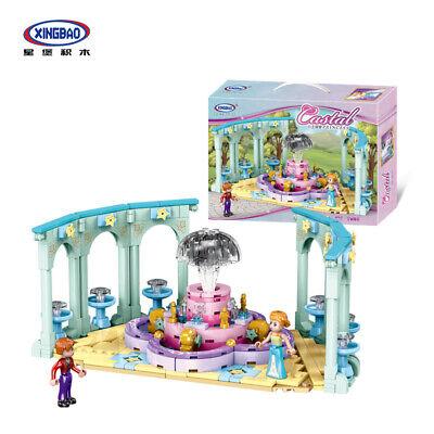 Xingbao03027 Building Block Super ATV Construction Toys Gifts SUV Car Mini Boxed