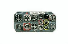 HEINKEL He-162 PHOTOETCHED 3D COLORED INSTRUMENT PANEL  TO SH//CLASSIC#4847 YAHU