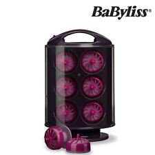 BaByliss 3663u Curl Pods Large Heated Hair Rollers Purple 3 Minute Heat-Up Time