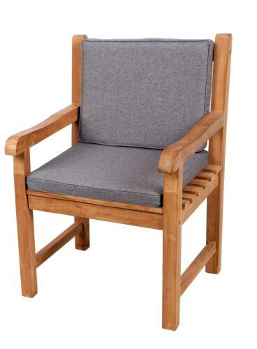 dossier largeur 40//f5//Différentes Tailles Revêtement Set lisse coussins d/'assise
