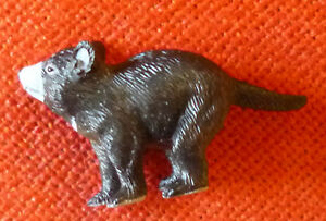 AUSTRALIAN-ANIMAL-TASMANIAN-DEVIL-GIFT-Small-Replica-Size-70mm-PACK-of-10
