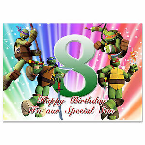 Image Is Loading C128 Large Personalised Birthday Card Custom Made For