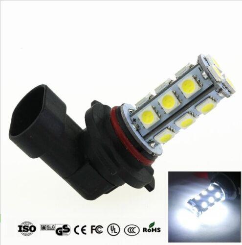 9005 HB3 LED 18 SMD White 6000K Headlight Xenon 2x Light Lamp Bulbs High Beam