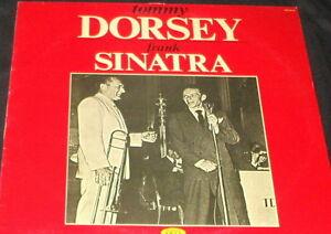 Tommy Dorsey Amp Frank Sinatra Lp 1981 Joker Records Italy