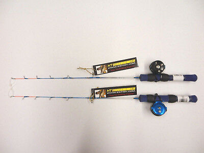 ICE FISHING SELF HOOKING QUICKSET HOOKSETTER SPECIAL 3 FOR $10