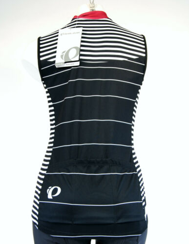 Black//White//Red Large Details about  /Pearl Izumi W Select LTD SL Cycling SS Jersey,Women/'s