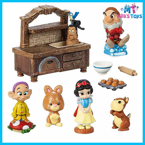 Disney Animators/' Collection Littles Snow White Mini Set