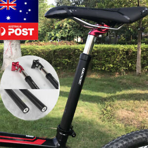 ZOOM Mountain MTB Bike Seatposts Suspension 50mm Travel 350*27.2//31.6 Seat Post