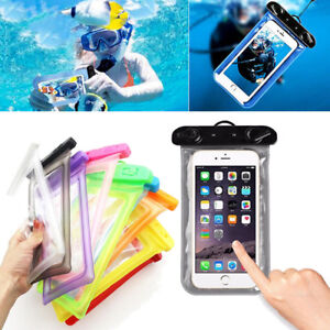 save off 0c72b 24755 Details about Floating Waterproof Phone Case Waterproof Pouch Cell Phone  Dry Bag For iPhone X