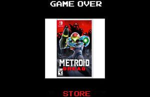 Metroid Dread Nintendo Switch Videogame Nuovo Ita Pre Order