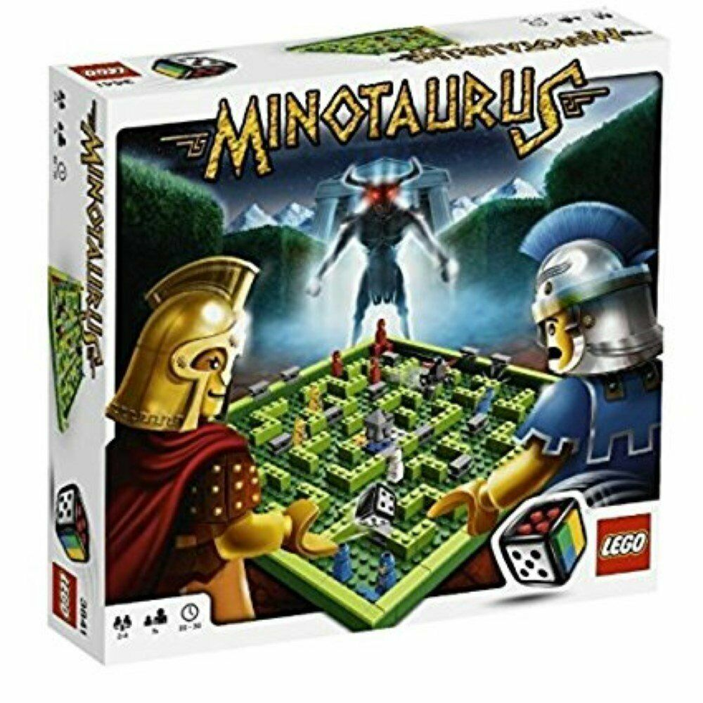 il prezzo più basso LEGO giocos Minotaurus 3841 3841 3841   risparmia fino al 70%