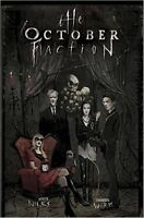 The October Faction (1st Edit, 1st Print)...new Softcover