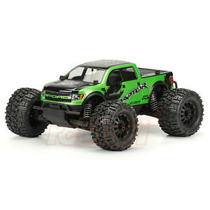 Image is loading PRO-LINE-PRO-MT-Ford-F-150-SVT-  sc 1 st  eBay : ford raptor remote control car - markmcfarlin.com