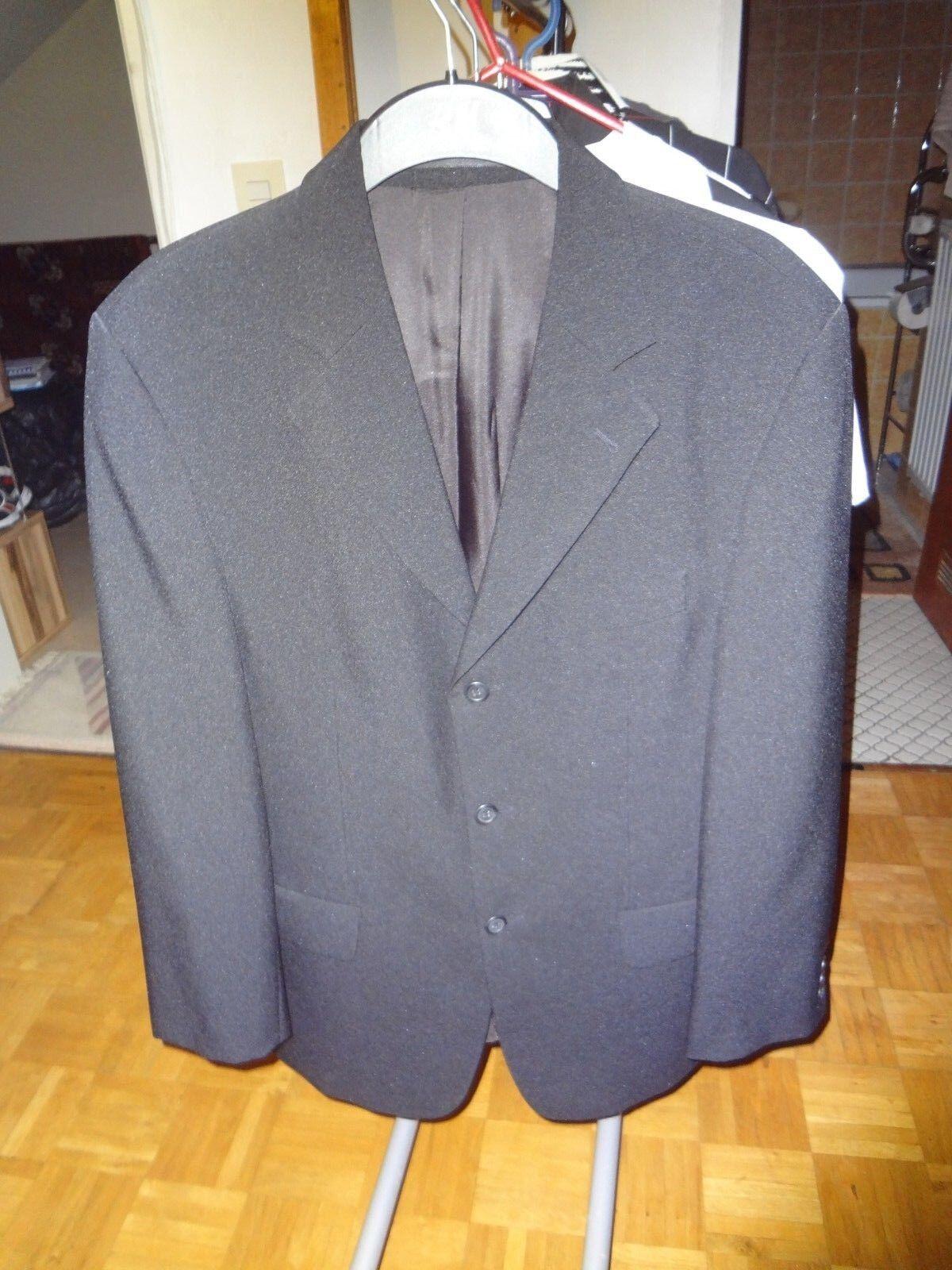 Herren Anzug Jake XL Bekleidung geschäft Geschäft office BüroBüro arbeit schwarz