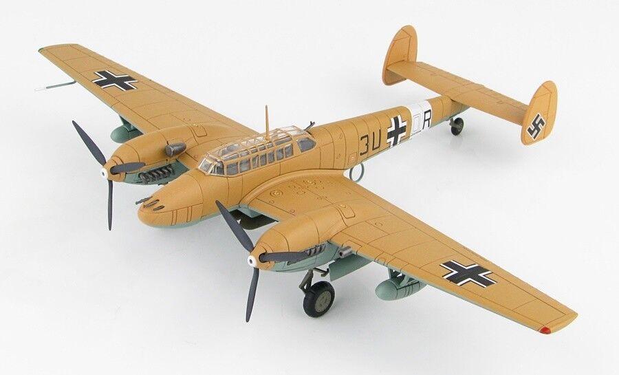 HA1815 BF 110E-2 110E-2 110E-2 Trop 3U+OR, 7. ZG 26 Hobby Master 1 72 diecast model 229bff