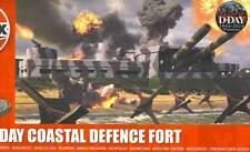 Airfix D-Day coastal Defence Fort küstenverteidigung bunker modelo-kit 1:72