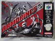 N64 Spiel - Armorines - Project S.W.A.R.M. (mit OVP) 10636381