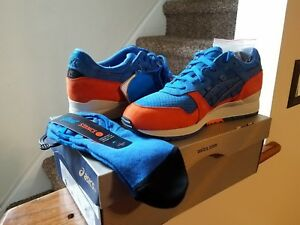 pas cher pour réduction b97c7 5f89f Details about Ronnie Fieg RF Kith x Asics Gel-Lyte III GL3