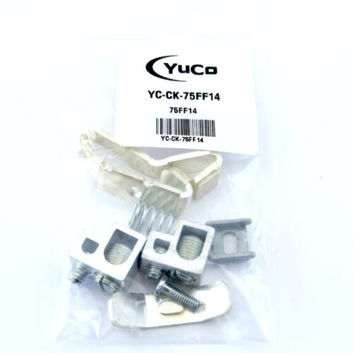YUCO YC-CK-75FF14 REPLACEMENT CONTACT SIEMENS FURNAS KIT FITS 75FF14