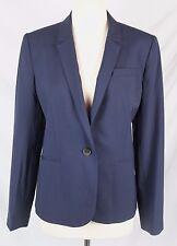 J.Crew $288 Campbell Blazer Italian Stretch Wool 14 NWT B3231 L Large Navy Blue