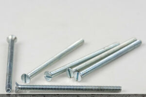 3-16-75mm-3-034-Countersunk-Head-Screws-Metal-Plastic-Timber-30-pieces