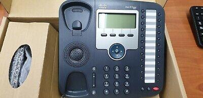 Audace Cisco 7931 Teleofono Voip - Cp7931g Ricambio Senza Costi A Qualsiasi Costo