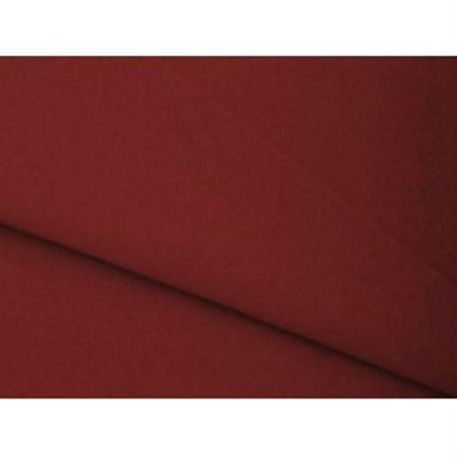 25 x 30 cm coloris au choix épaisseur 1,5 mm FEUILLE COUPON TISSU FEUTRINE