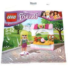 LEGO® Friends 30113 Stephanies Bäckerei Verkaufstand Polybag NEU OVP MISB 2013
