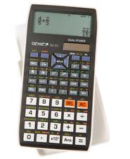Artikelbild Genie 92 SC Weiß Taschenrechner 580 Funktionen Solar-/Batteriebetrieb 10-stellig