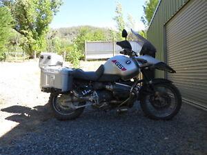 MIRROR-BMW-R1150GS-GSA-ADVENTURE-PART-51162307769-WRECKING-COMPLETE-2003-GSA