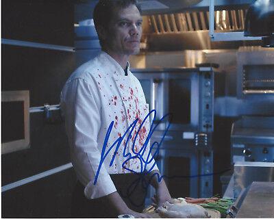 Entertainment Memorabilia Actor Michael Shannon Signed 'frank & Lola' 8x10 Photo Coa Man Of Steel Proof