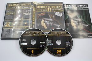 PC-SOLDIER-OF-FORTUNE-II-2-GOLD-EDITION-COMPLETO-PAL-ESPANA