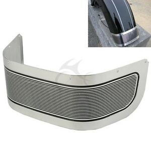 Front Fender Skirt For Harley Davidson Touring Ultra Classic Tri Glide 14-Later