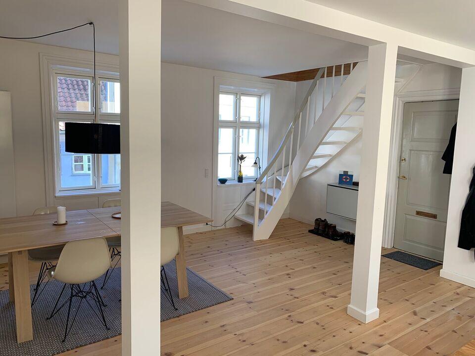 1452 4 vær. andelslejlighed, 133 m2, Teglgårdstræde 15 2-3
