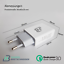 Quick-Charge-3-0-Ladeadapter-Mini-Netzteil-3-5A-Schnell-USB-Ladegeraet-fuer-Handy Indexbild 2