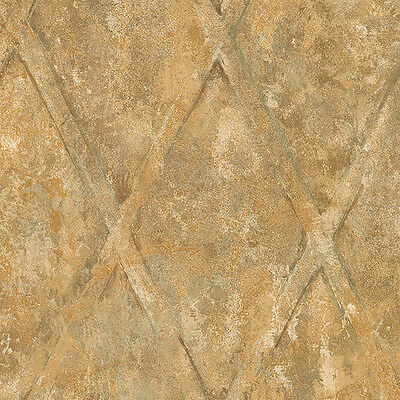 Tuscan Patina Diamond Wallpaper Te29302 58559293022 Ebay