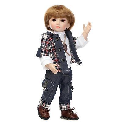 High Vinyl Lovely Toy Doll 20in 50cm Girl Gift White Coat Pink Dress NPK